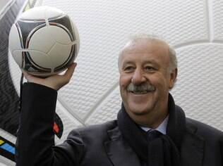 Del Bosque descartou dirigir o Real Madrid recentemente
