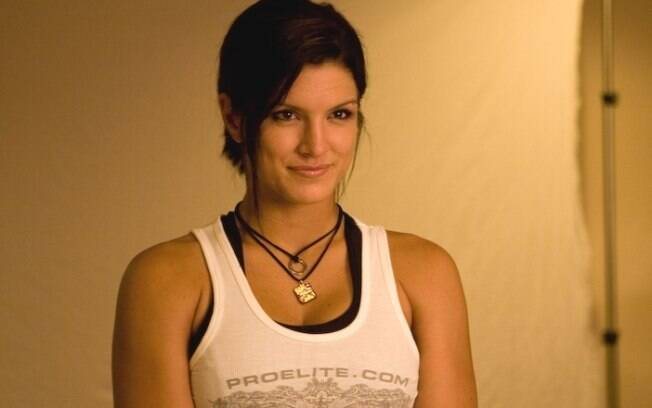 Ex-desafiante do Strikeforce, Gina Carano irá estrear nos cinemas