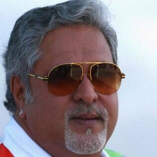 Vijay Mallya, chefe da Force India