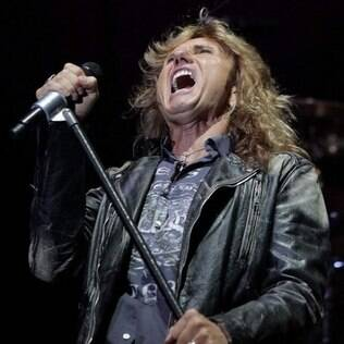 David Coverdale: sombra do passado