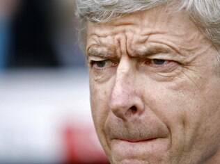 Arsene Wenger, técnico do Arsenal