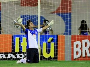 Marcelo Lomba, goleiro do Bahia