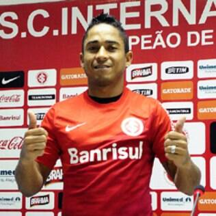 Jorge Henrique, atacante do Internacional