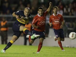 Independiente segurou o Boca Juniors, de