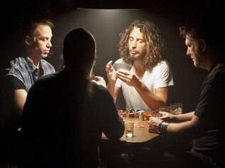 Soundgarden no clipe