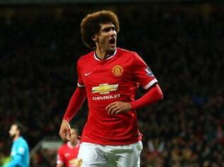 Fellaini, meia do Manchester United