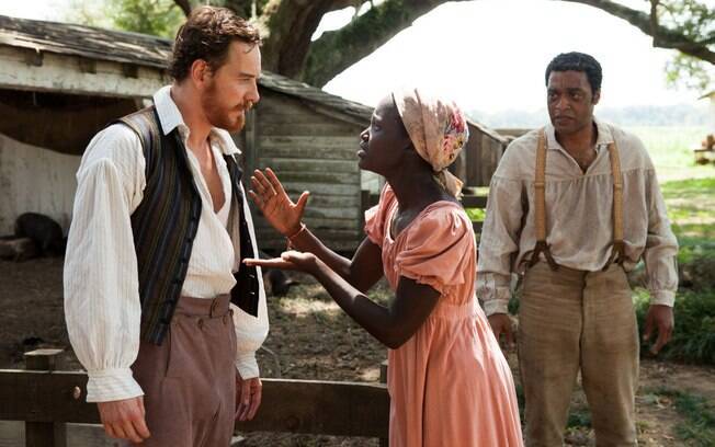 Cena do filme '12 Years a Slave', de Steve McQueen