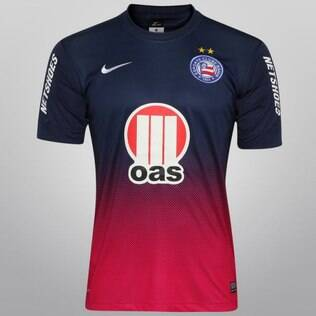 O novo uniforme do Bahia