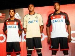 Nova camisa número 2 do Flamengo