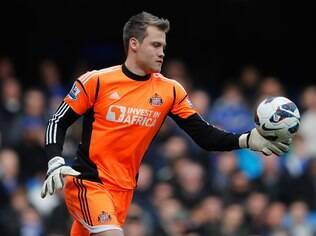 Simon Mignolet, novo goleiro do Liverpool