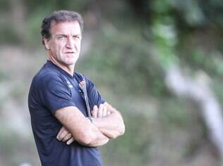 Cuca, técnico do Atlético-MG