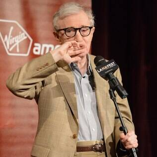 Woody Allen no Festival de Los Angeles