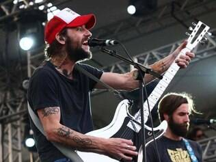 Band of Horses no Lollapalooza