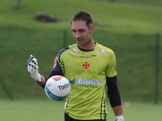 Fernando Prass, goleiro do Vasco