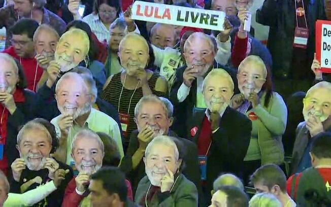 Application for registration of the candidacy of former President Lula was published in Diário da Justiça on Friday.