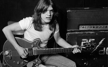 Morre Malcolm Young, guitarrista e fundados do AC/DC