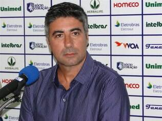 Alexandre Gallo, técnico do Náutico