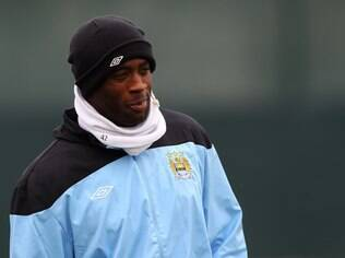 Yaya Touré, do Manchester City