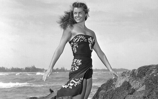 Esther Williams, em foto de 1950