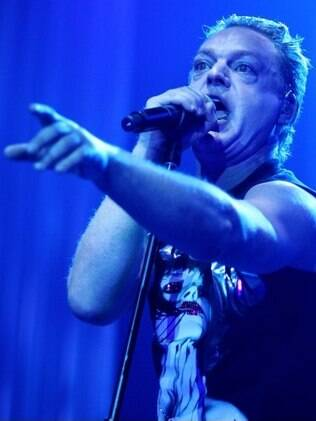 Andy Bell, vocalista do Erasure