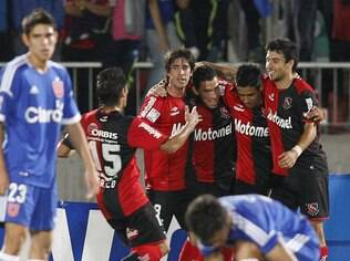 Newell's Old Boys foi o segundo no Grupo 7