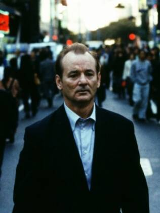 Bill Murray como o ator Bob Harris