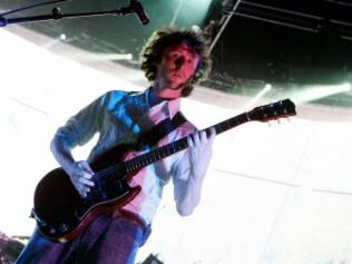 Mike Einziger, guitarrista do Incubus