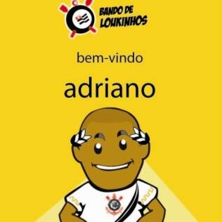 Adriano no cartoon