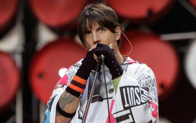 Anthony Kiedis, do Red Hot Chili Peppers