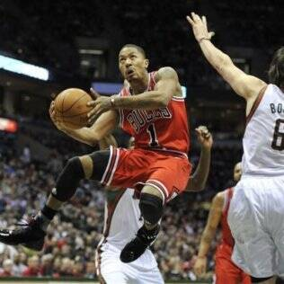 Derrick Rose, armador do Chicago Bulls