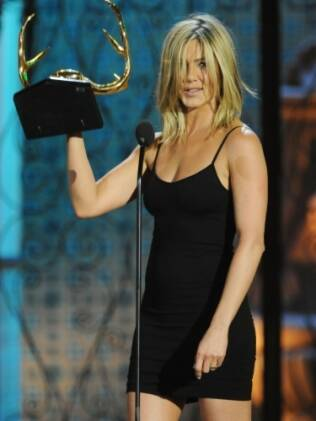 Jennifer Aniston: escolhida a