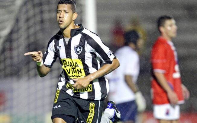 Antonio Carlos, do Botafogo