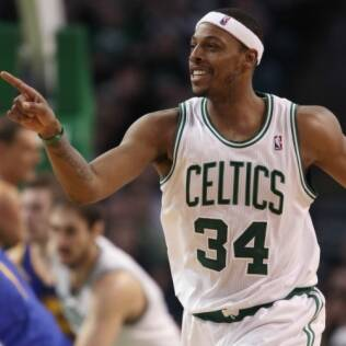 Paul Pierce, ala do Boston