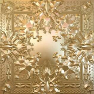 "Capa de ""Watch The Throne"""