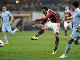 Pazzini, atacante do Milan