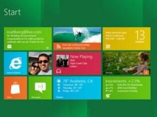 Metro, interface do Windows 8 para tablets, dispensará uso de plug-in do Flash