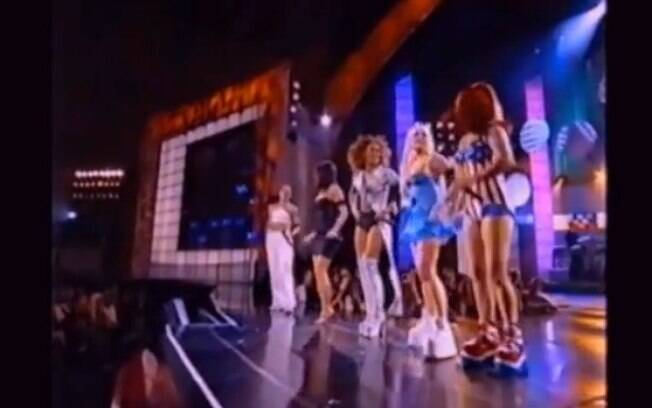 No auge do Girl Power, Spice Girls arrasaram com