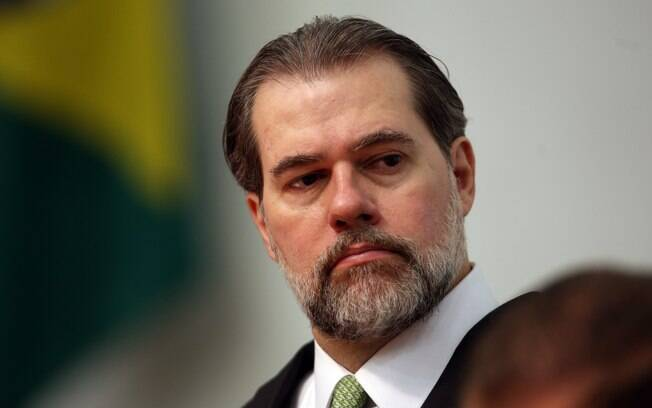 Presidente do Supremo Tribunal Federal (STF), ministro Dias Toffoli