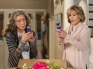 Grace and Frankie retorna a Netflix