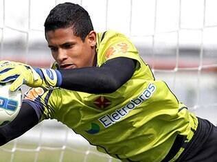 Diogo Silva, goleiro do Vasco