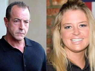 Michael Lohan e Kate Major