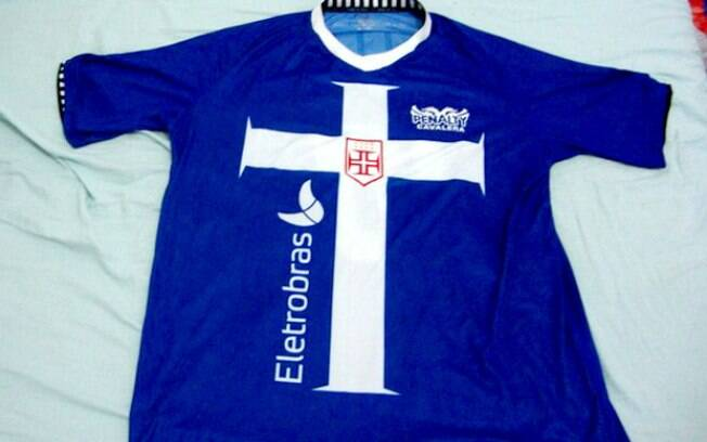 Terceira camisa do Vasco será azul