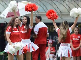 Cheerleaders do Internacional