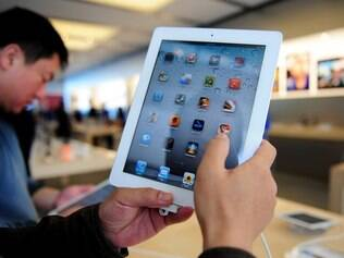 Empresa Proview alega ser a dona do nome iPad na China