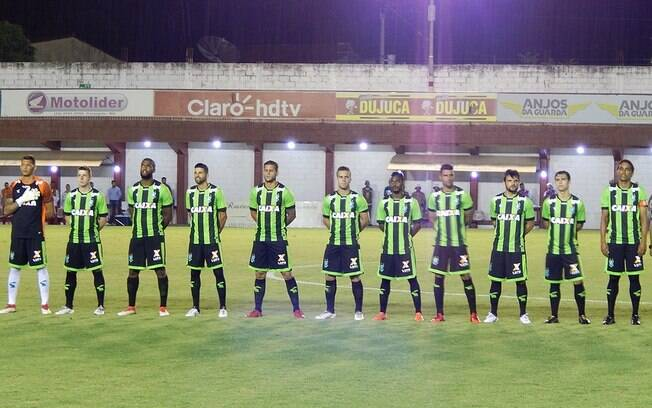 Time do América-MG em 2018