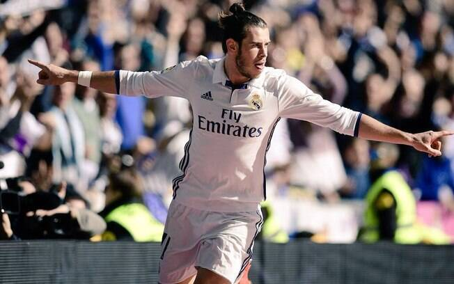 Gareth Bale, do Real Madrid