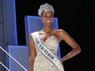 Leila Lopes, a Miss Universo 2011