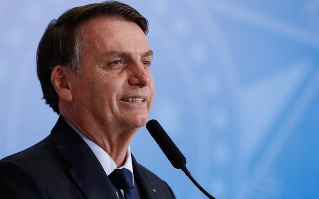 Jair Bolsonaro, do PSL