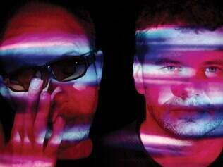 A dupla The Chemical Brothers