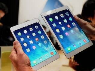 iPad mini e iPad Air: os novos tablets da Apple